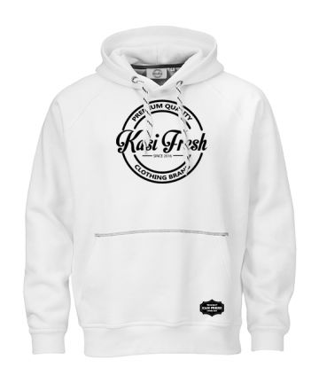Kasi Fresh Mens Smash Hooded Sweater