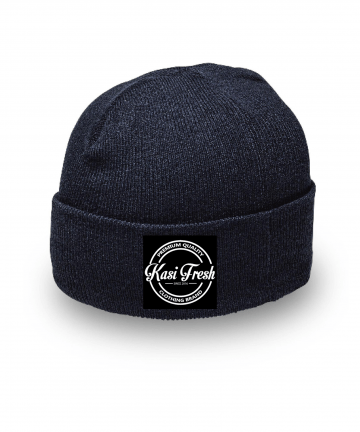 Kasi Fresh cuffed knitted beanies
