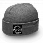 KF001-Dark Grey Melange 1