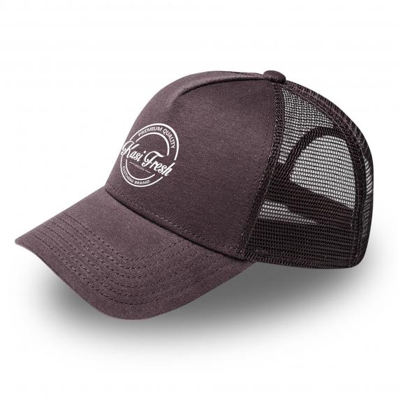 Kasi Fresh jersey trucker caps
