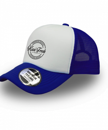 Kasi Fresh foam polysnap curved peak trucker