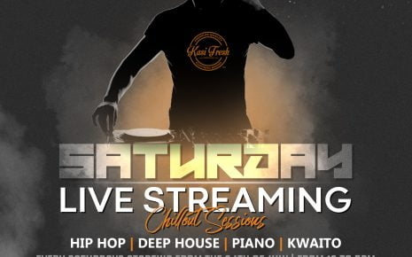 Live Streaming Chill Out Event