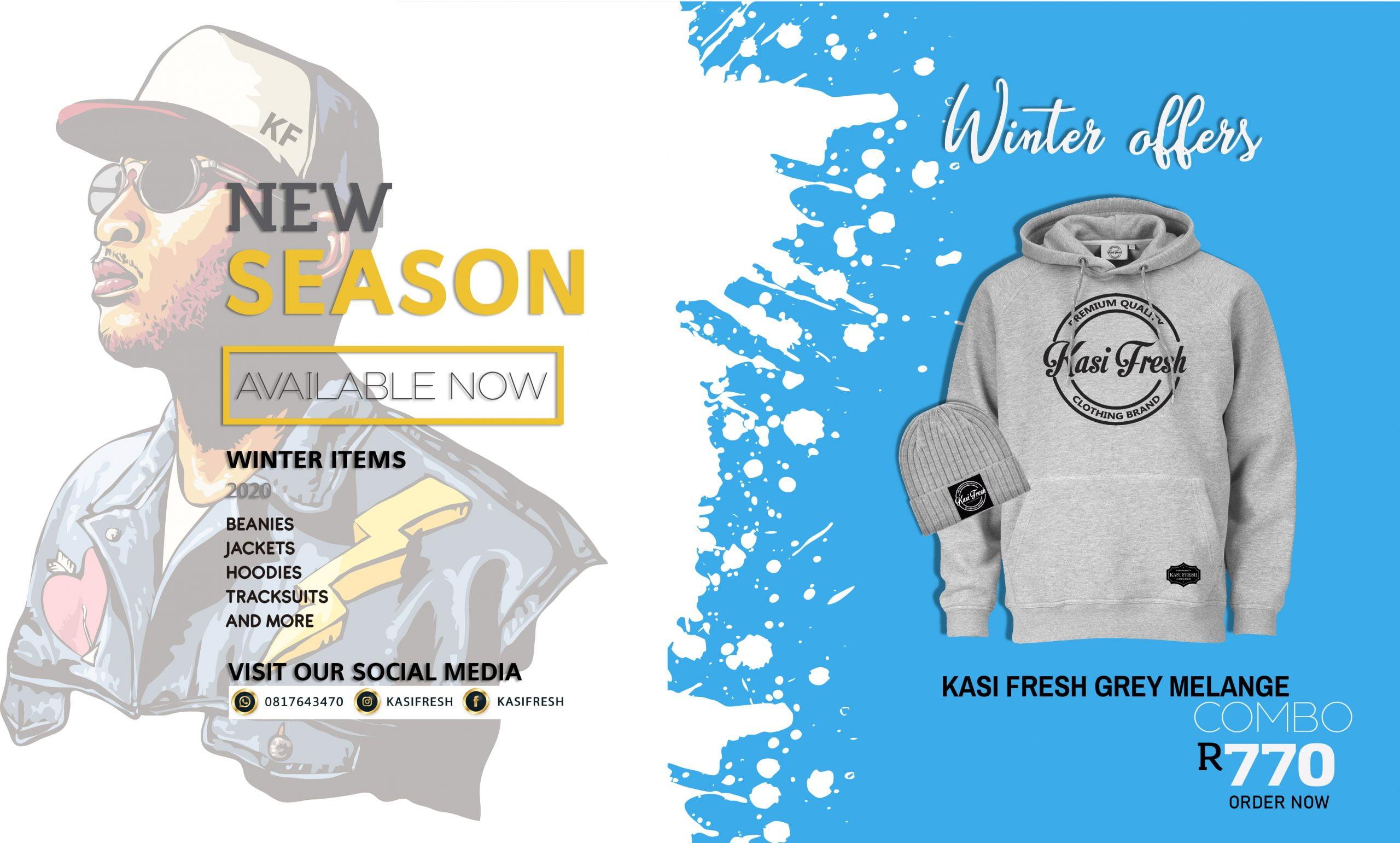 Kasi Fresh promo