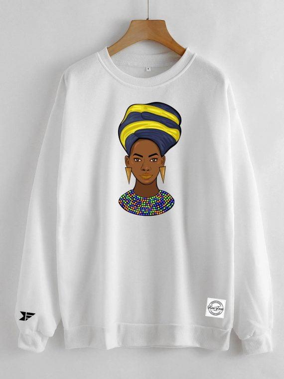 Kasi Fresh Queens Sweaters